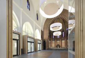 Herbestemming St. Gertrudis van Nijvelkerk, Heerle