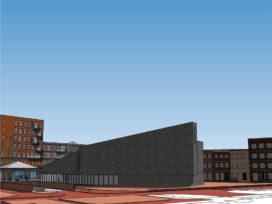 Nieuw kerkgebouw in Zoetermeer