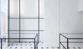 Interieur kledingwinkel in Maastricht door Maurice Mentjens