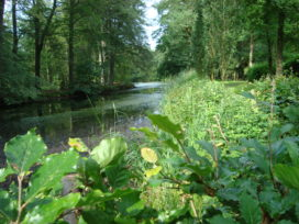 Plannen voor landgoed Klarenbeek