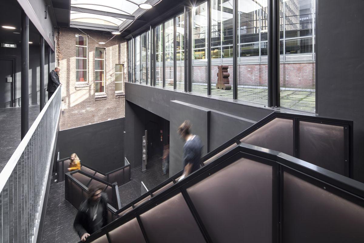 Transformatie en Interieur - Vincent Taapken Willem de Kooning