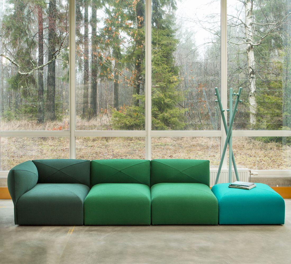 Ronde Design Banken.Design Van De Week Blob Bank Door Helene Tiedemann De