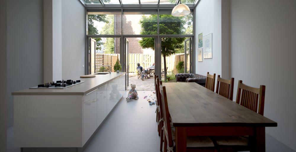 Doors Uitbouw Keuken : Uitbouwidee voor keuken doortrekken interior
