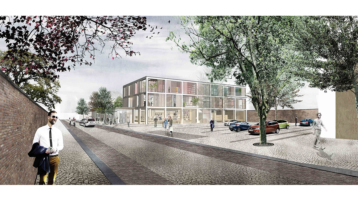 Mark Koehler_Ontmoetingscentrum Edegem_Antwerpen