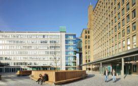Kohnstamm-ensemble – Ibelings van Tilburg architecten