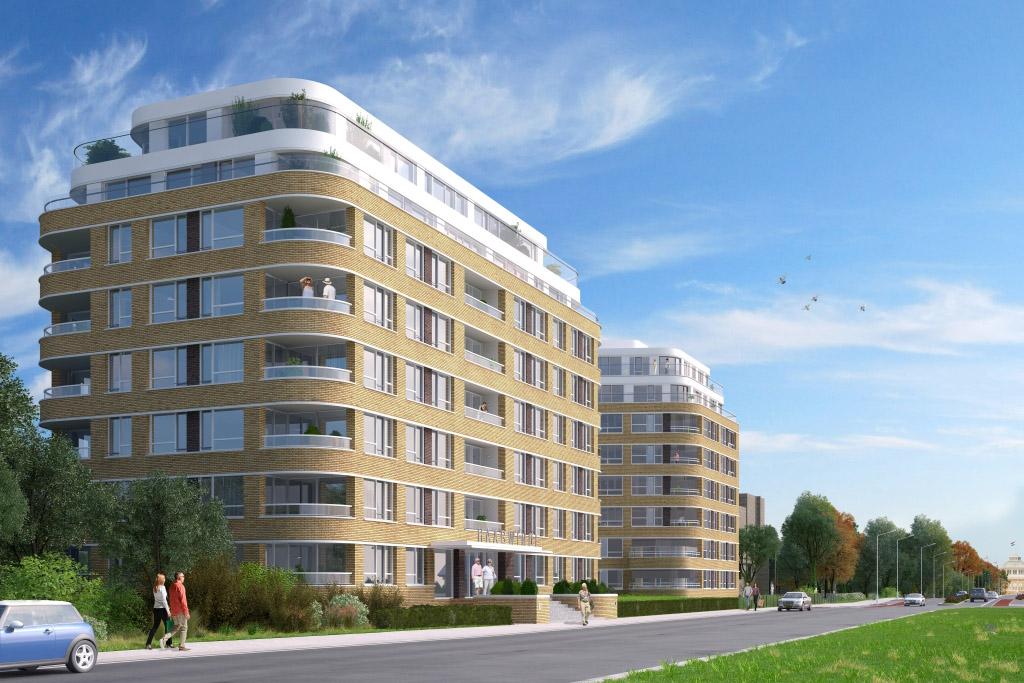 Kolpa Architecten De Windes - Den Haag