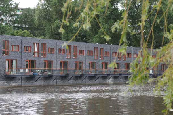 Koningshof Amsterdamse nieuwbouwprijs