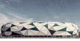 Konya Atatürk Stadion door Bahadir Kul Architects