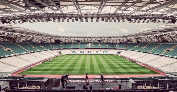 Konya Atatürk Stadion