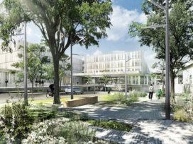 Architectenselectie Hvidovre Ziekenhuis Kopenhagen bekend