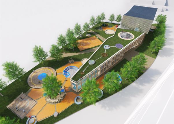 Kraaijvanger bouwt school in Moskou