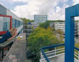 Amsterdam bouwt 9.000 extra studentenwoningen