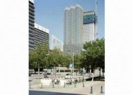 Woontoren de Kroon in Den Haag