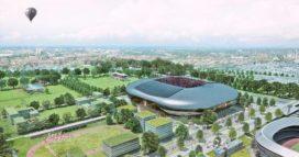 90 miljoen euro voor park rond Kuip