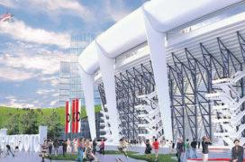 Rotterdam polst Van Egeraat over stadion