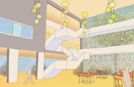 Team KuiperCompagnons/Royal Haskoning ontwerpen Zeeuws Ziekenhuis