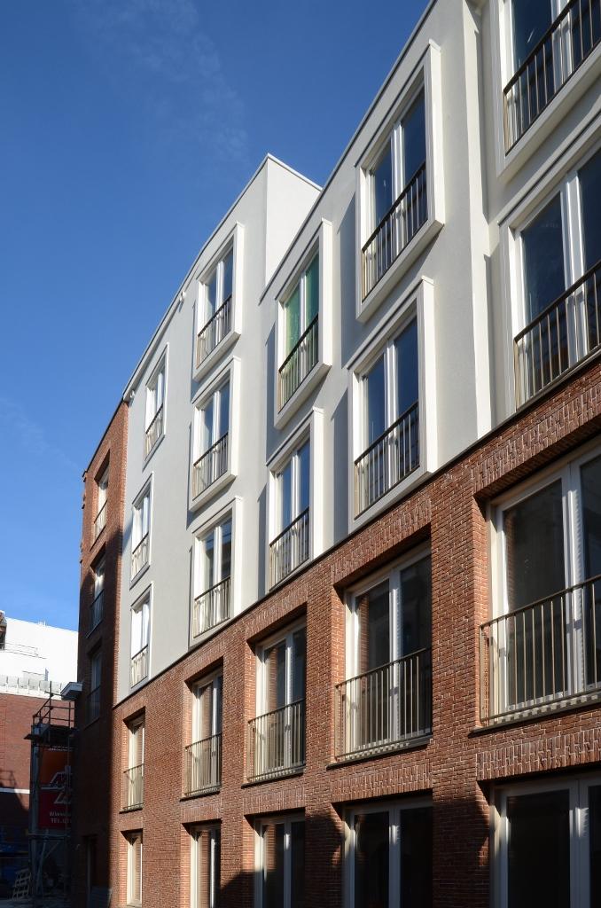 Studentenwoningen Langebrug Leiden