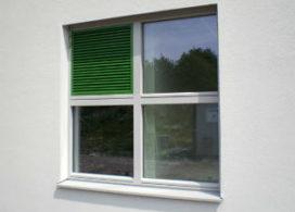 Aralco inbraakwerend raamrooster zorgt voor zomernachtkoeling