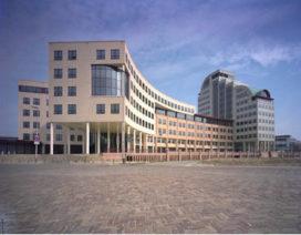 Alternatief plan voor stadskantoor Deventer