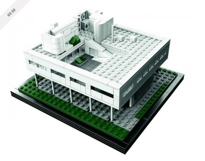 Lego als herstelmateriaal