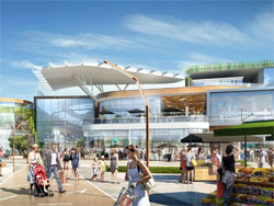 Winkelcentrum Leidschenhage wordt vernieuwd