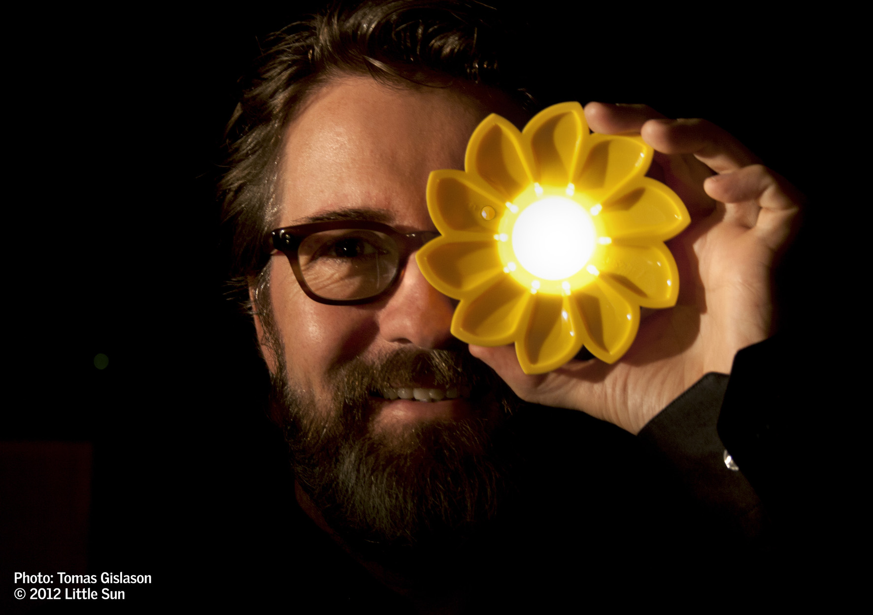 Little Sun Zonnelamp ontwerpprijsvraag Velux