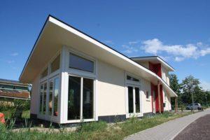 Ecologische woning door ORGA architect