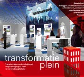 Architecten pitchen op Transformatieplein Provada