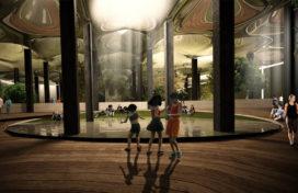 Bouw ondergronds park NY goedgekeurd