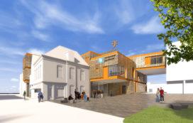 BDG wint architectenselectie Prins Claus Conservatorium Groningen
