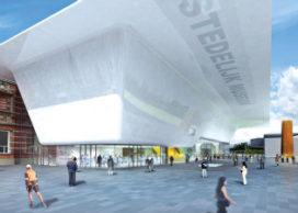 Mini-expositie Amsterdamse Cultuurgebouwen