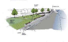 VO Waterweg Boulevard Maassluis gepresenteerd