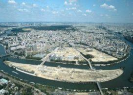 StudioNinedots tweede voor woongebouw aan de Seine