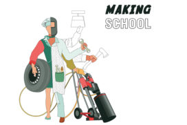 Agendatip: Making School