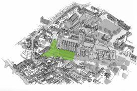 Kossmann.dejong geselecteerd voor landschapsontwerp Canterbury Cathedral