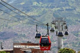 Medellin verkozen tot Innovatieve Stad van het Jaar