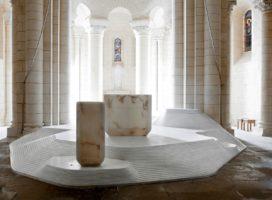 Kerk Saint-Hilaire in Melle