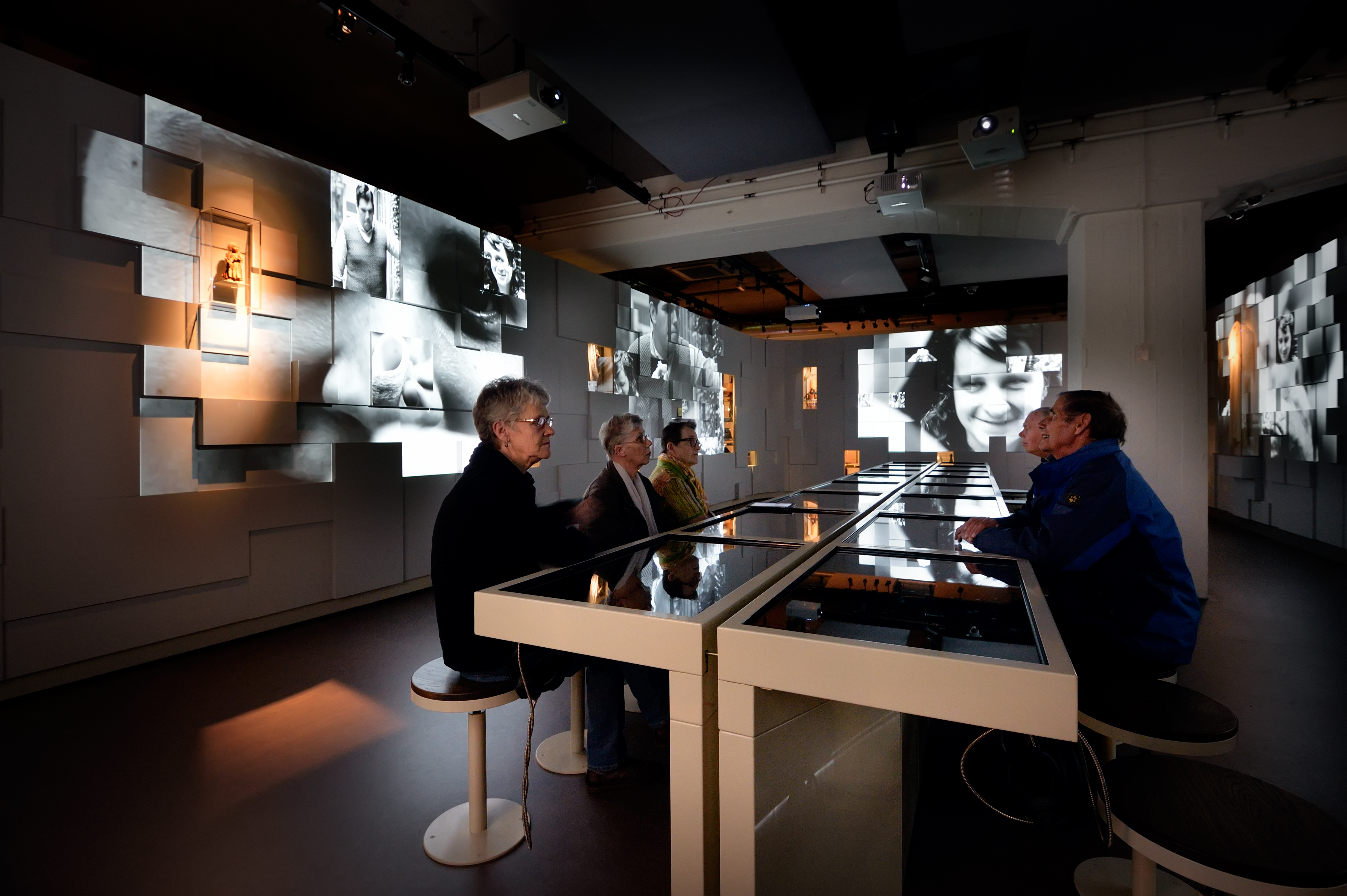 Bombardement Rotterdam Experience door Tinker. Foto Mike Bink