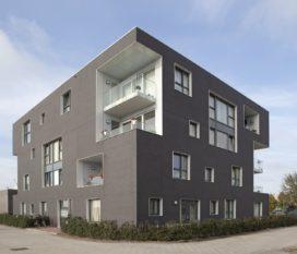 Appartementen Black & White tweeling Blaricum
