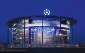 Hoofdkantoor Mercedes-Benz