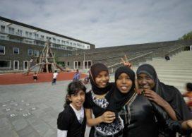 Nelson Mandela-centrum in Gouda door Atelier PRO