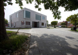 Genomineerden  BNA gebouw van het jaar Regio Noord