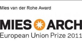 Genomineerden Mies van der Rohe Award 2011