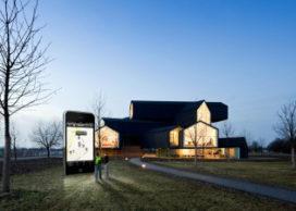 Architectuur app van MIMOA beschikbaar
