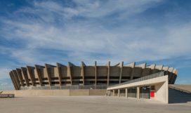 Mineirão stadion – modernistisch pareltje
