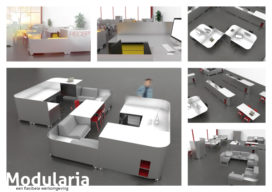 ARC16: Modularia, een flexibele werkomgeving – Brouhaus