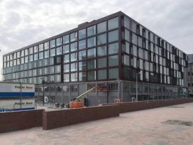 ARC16: Nieuwdok NDSM – Moke Architecten