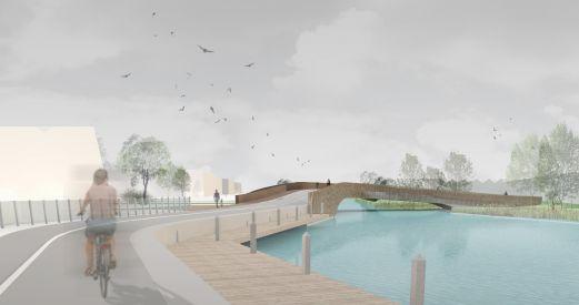 NEXT Architects Monster Vleermuisbrug