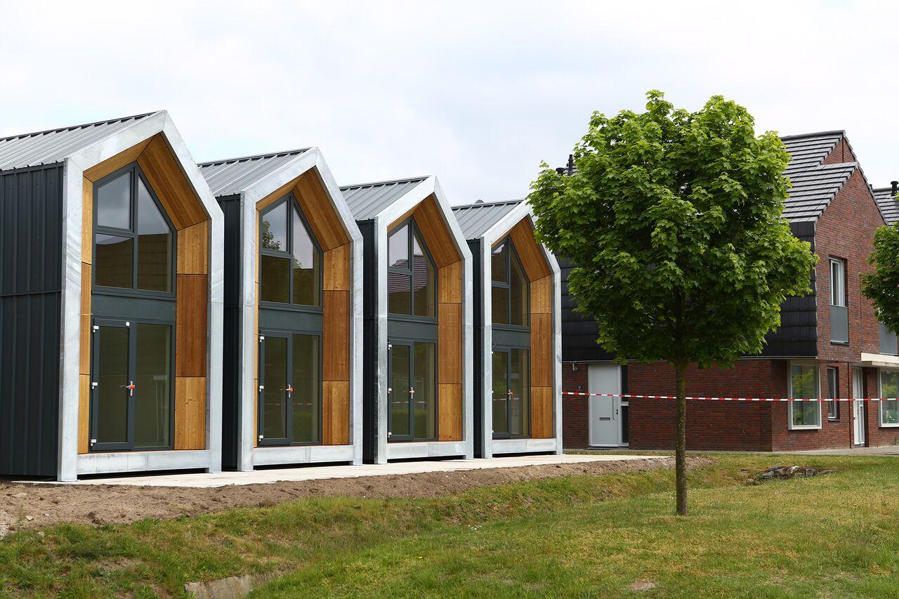 Heijmans One - Debat opkomst kleine woningen