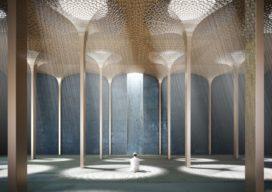AL_A wint ontwerpwedstrijd Abu Dhabi Moskee